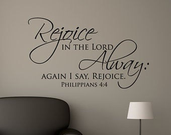 Kjv Wall Decal Etsy Wall Decals Unique Items Products Decor