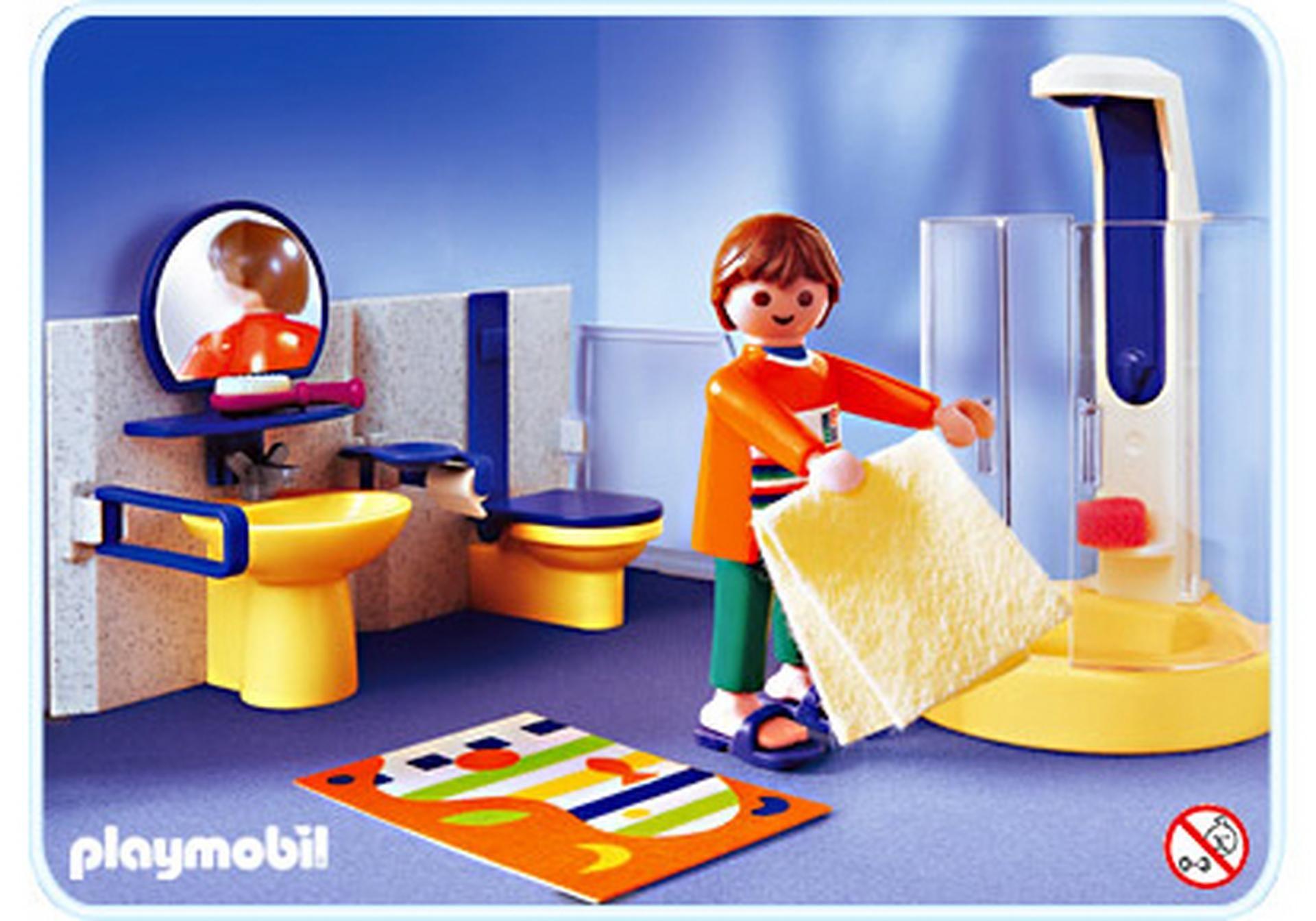 Playmobil 3969 Bad Mit Dusche Http Www Playmodb Org Cgi Bin Showinv Pl Setnum 3969 Playmobil Playmobil Badezimmer Dusche