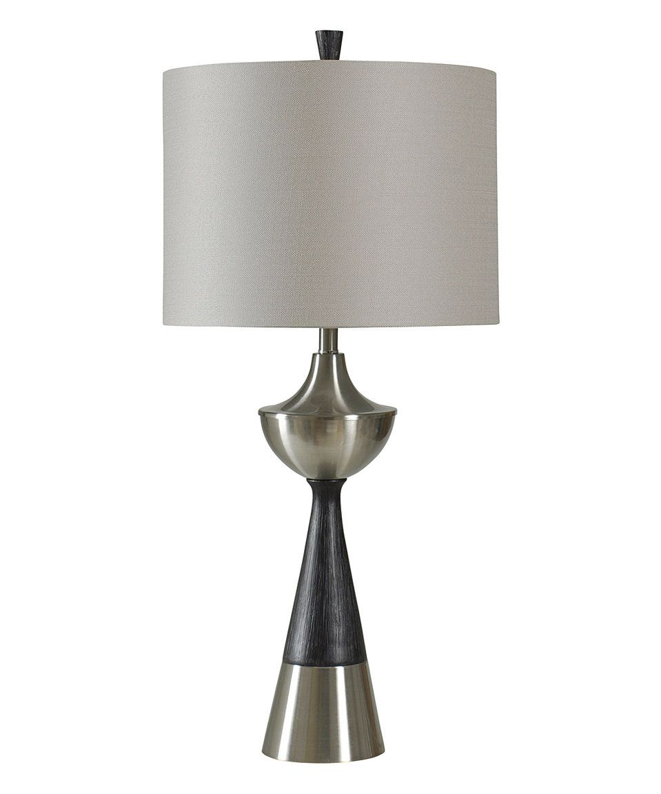Take a look at this stylecraft brushed steel table lamp today take a look at this stylecraft brushed steel table lamp today aloadofball Image collections
