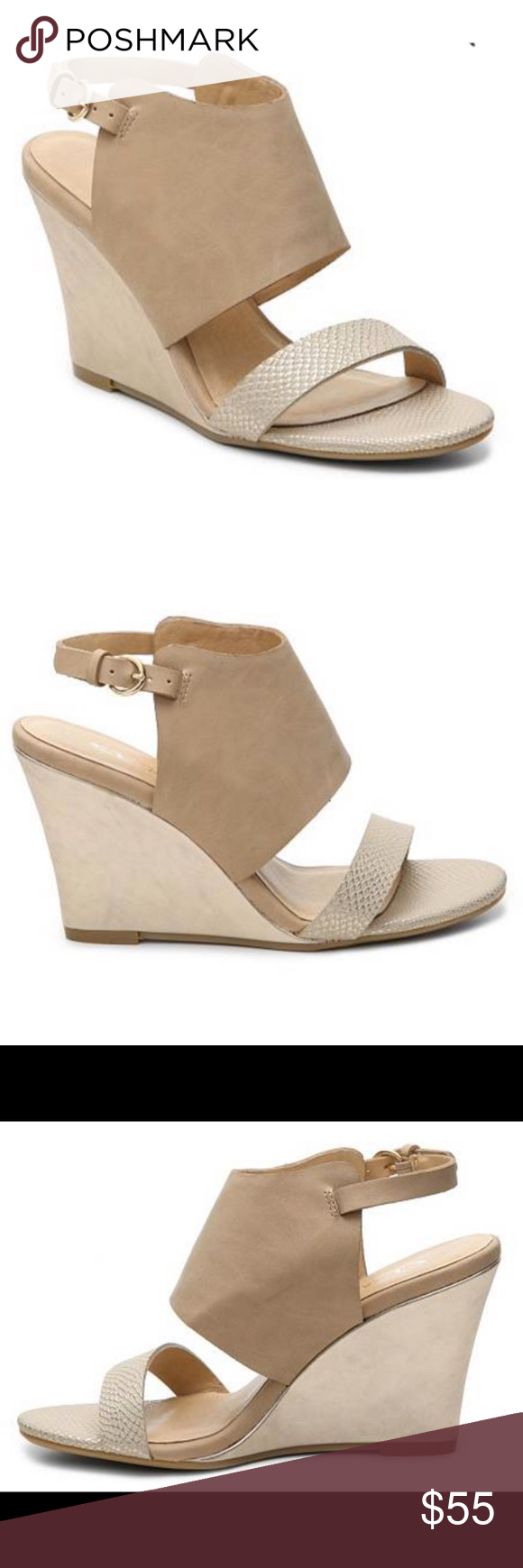 Cl By Chinese Laundry Women S Baja Wedge Sandal