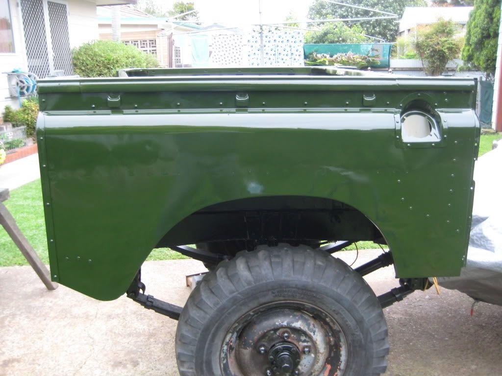 Building A Trailer Tub Land Rover Google Search Land Rover