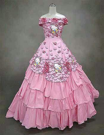 I want this hello kitty dress so bad! | KITTY!!!! | Pinterest