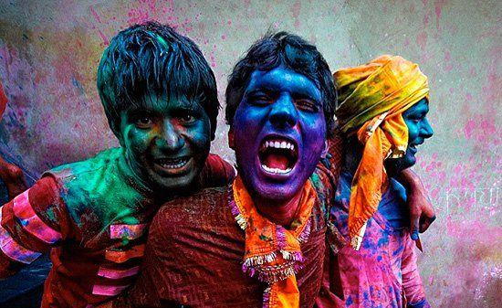 Holi Festival _ Índia