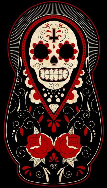 Dia De Los Muertoes