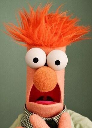 Beaker my favorite muppet the dork posse spanish - Beaker muppets quotes ...