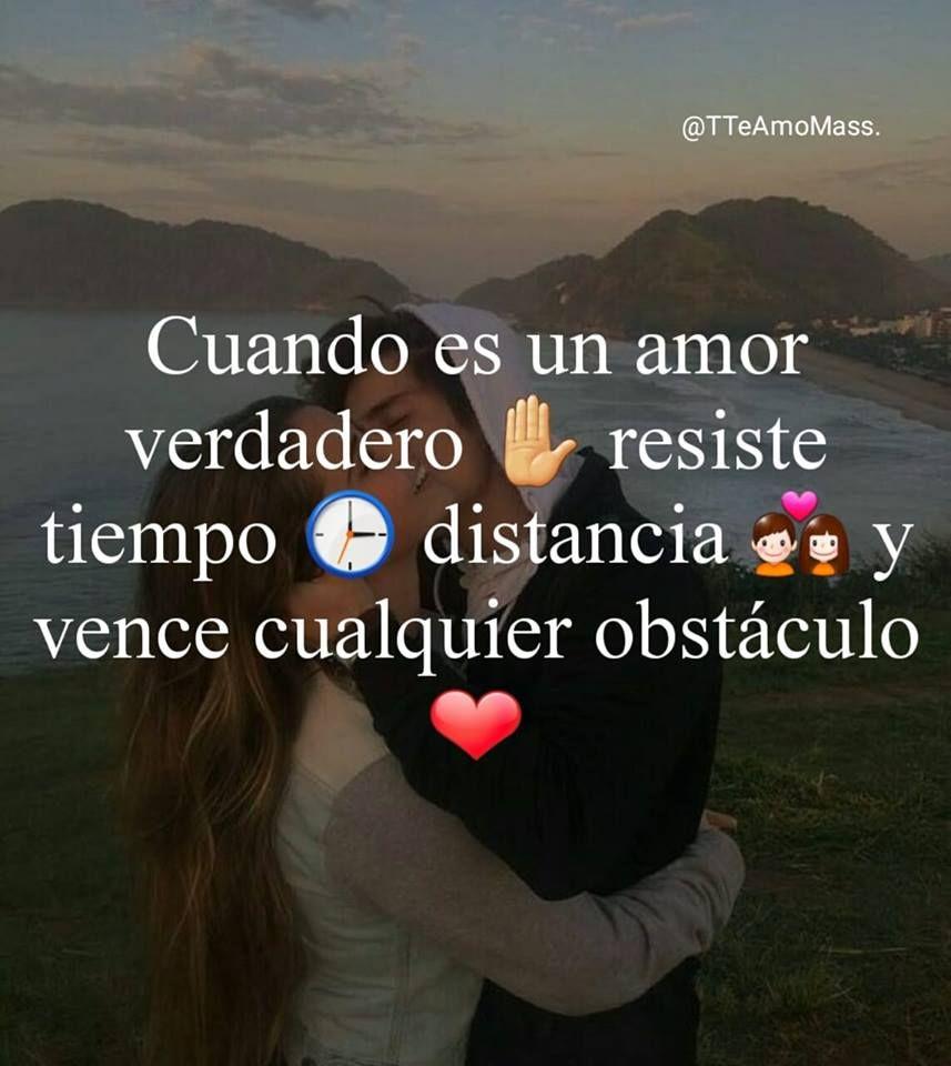 El Verdadero Amor Amor Verdadero Frases Imagenes De Amor