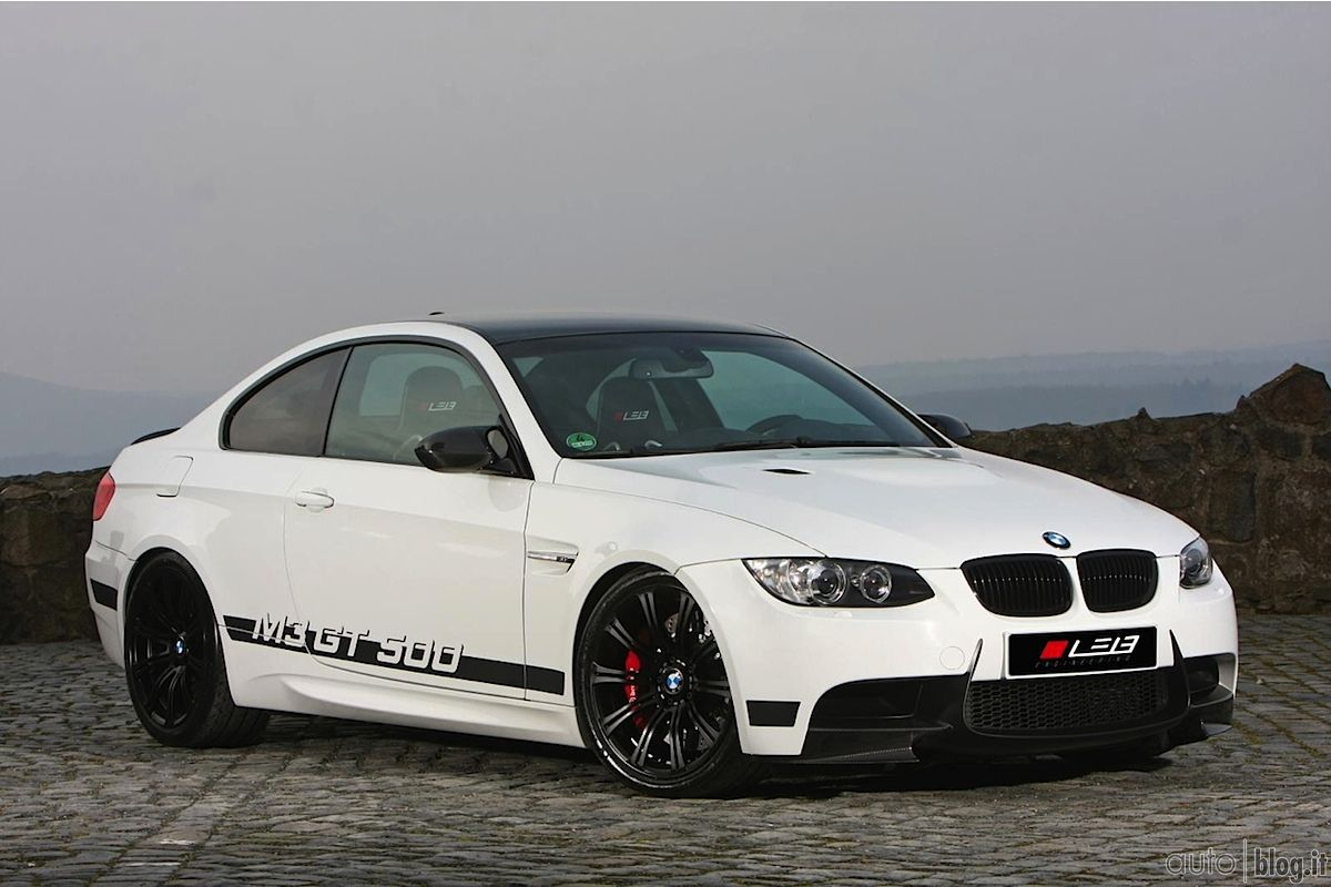 BMW M3 E92 by Leib Engineering