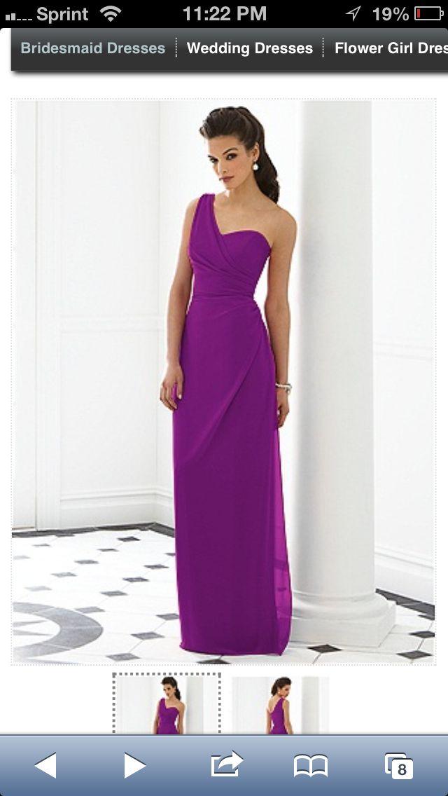 Maid of honor dress | My wedding ideas | Pinterest | Maids, Wedding ...