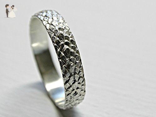 dragon scale ring silver feather ring medieval wedding band pagan wedding ring snake - Pagan Wedding Rings