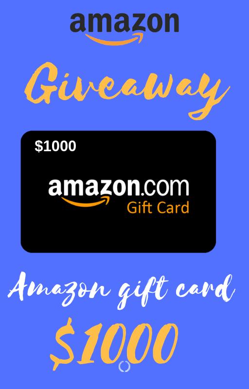 Get Free 1000 Amazon Gift Cards Online Amazon Gift Card Free Paypal Gift Card Amazon Gift Cards