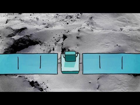 La missione Rosetta spiegata ai bambini - Rosetta - Internazionale