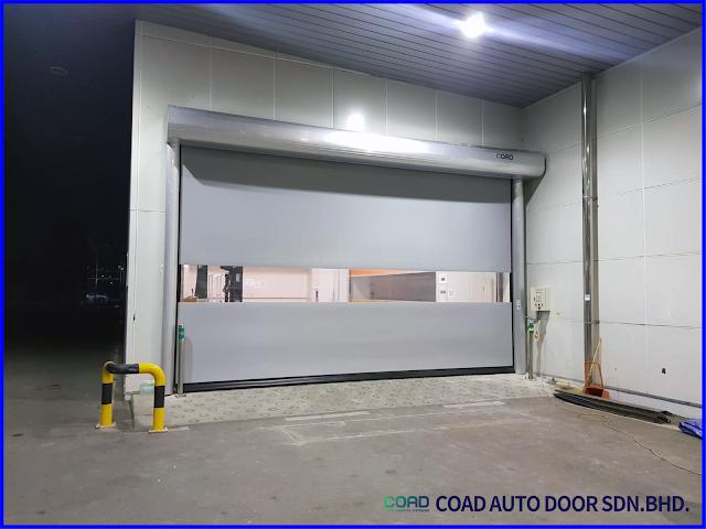 Coad 3 Has Recovery System Doors Shutter Doors Automatic Door