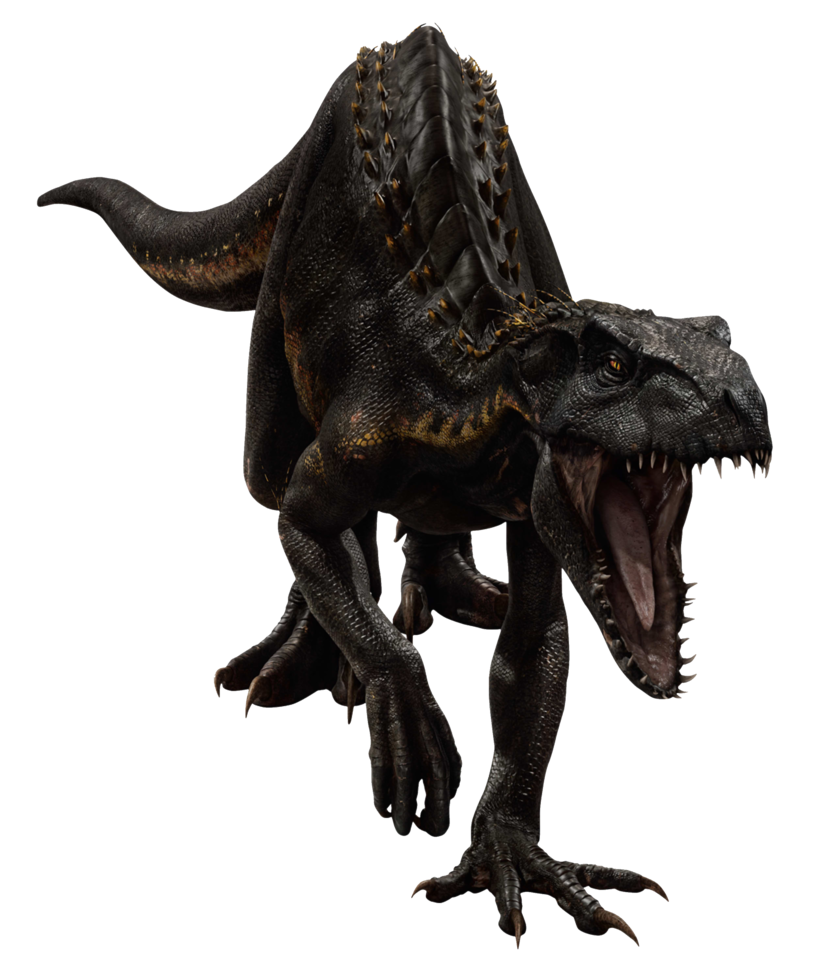 Jurassic World Fallen Kingdom Indoraptor By Sonichedgehog2 Ipod