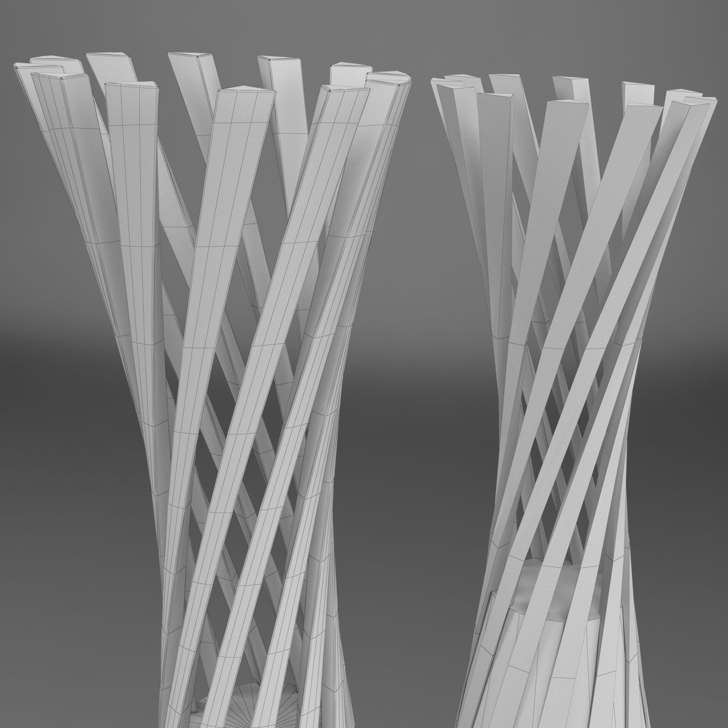 Volleyball World Championship Women Cup Trophy Low Poly World Championship Trophy Volleyball