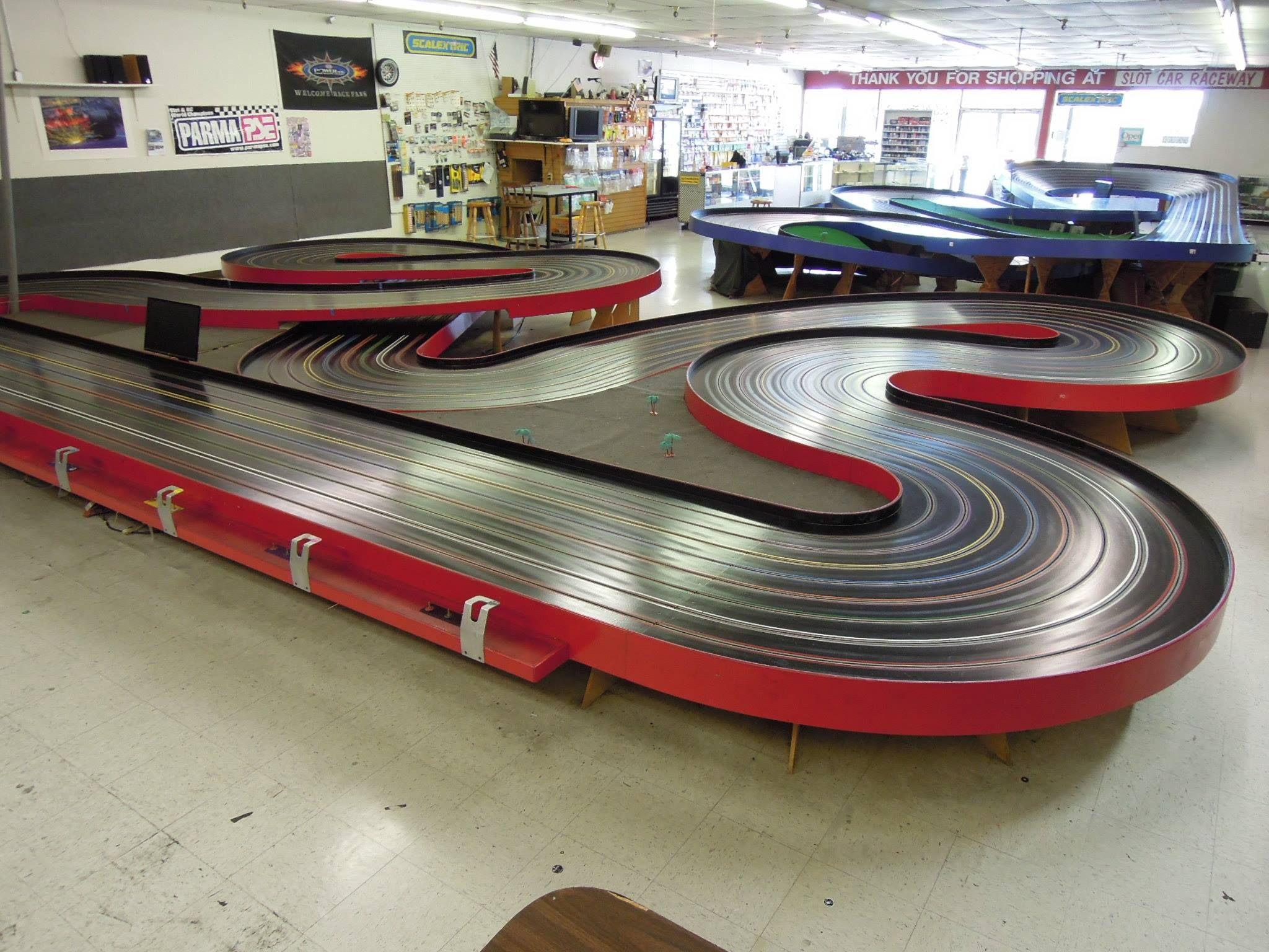 Late 70 S F1 Slot Cars Slot Car Tracks Slot Cars Slot