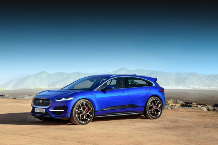 10 Things You Didn't Know About the 2021 Jaguar EPace in