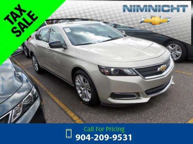 2015 Chevrolet Chevy Impala Ls W 1fl Call For Price Miles 904 209
