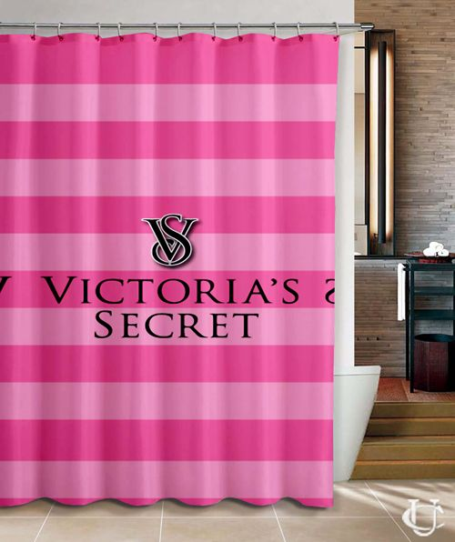Victoria Secret Vintage Camera Instagram Cover Shower Curtain Cute Curtains Bathroom Bath Room