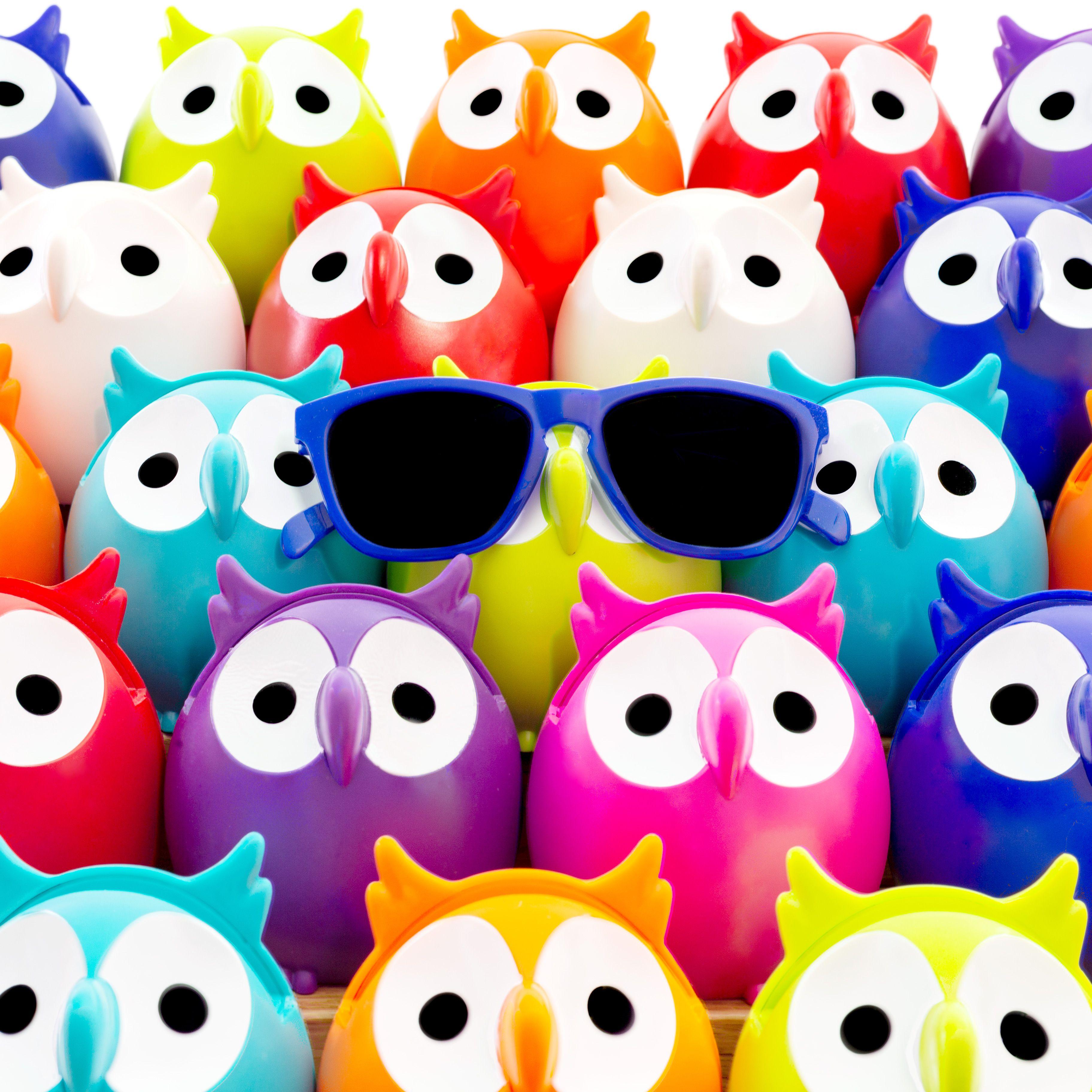 très convoité gamme de plus de photos pourtant pas vulgaire Porte / Repose lunettes - Owl   Products   Cadeau design ...