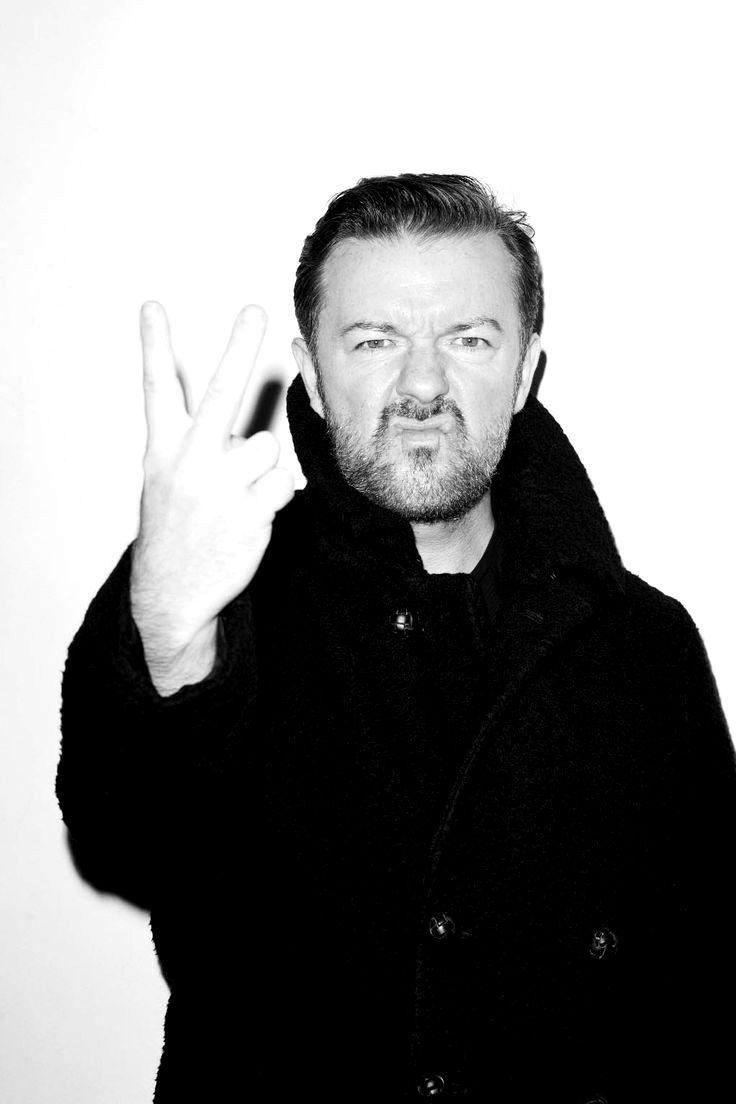 Watch Ricky Gervais (born 1961) video