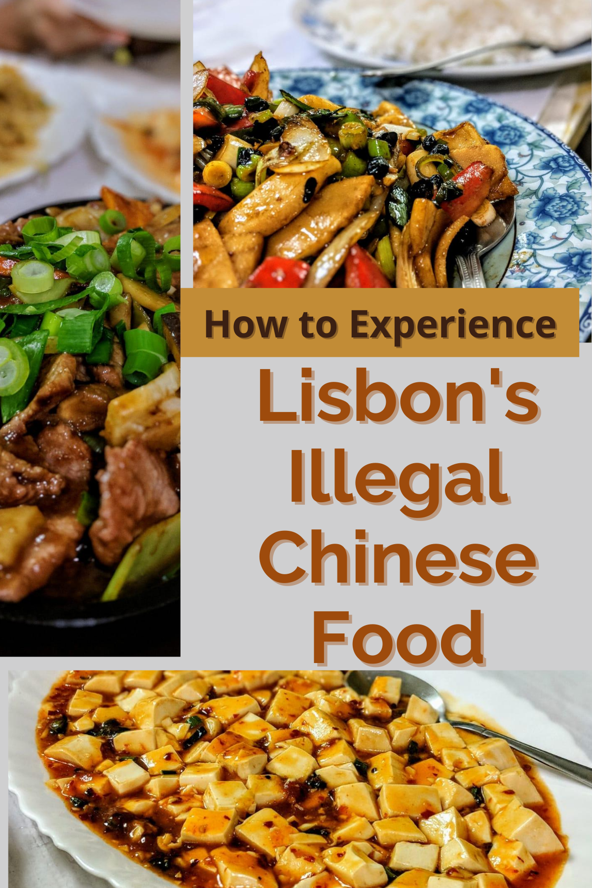 How To Experience Lisbon S Illegal Chinese Food Subculture In 2020 Food Foodie Travel Foodie Vacations