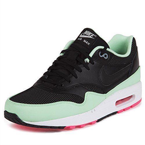 new style 99b2e 47abb eBay  Sponsored NIKE Mens Air Max 1 Fb Yeezy 579920-066 10 Black Black-Fresh  Mint-Pink Flash