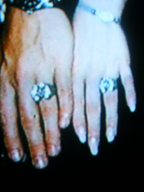 Elvis And Priscilla Wedding Rings