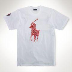 sports shoes bc0b1 ac72d English Literacy T-Shirt - Polo Ralph Lauren Tees ...