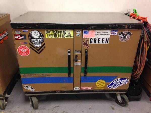 Our Cabinets Are Perfect For Customization Green Vans Custom Van
