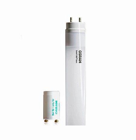 Osram T8 Led Substitube 18w 6500k G13 1200mm Box Of 4 Pcs T8 Led Led Energy Saving Lamp