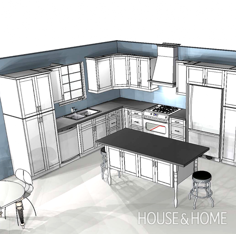 Photo of Kitchen Design Tips: Creating The Plan