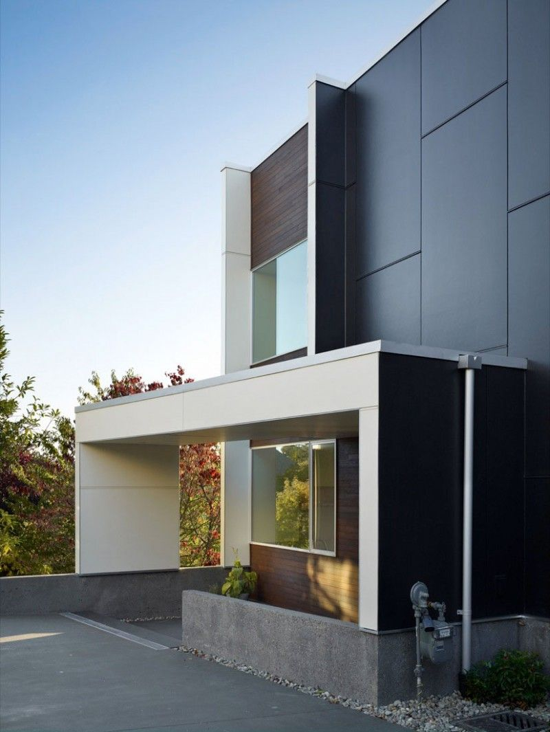 Minimalist House 85 Design: Modern Minimalist House, Facade House, Minimalist