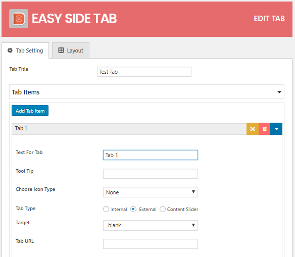Easy Side Tab Pro - Responsive Floating Tab Plugin For