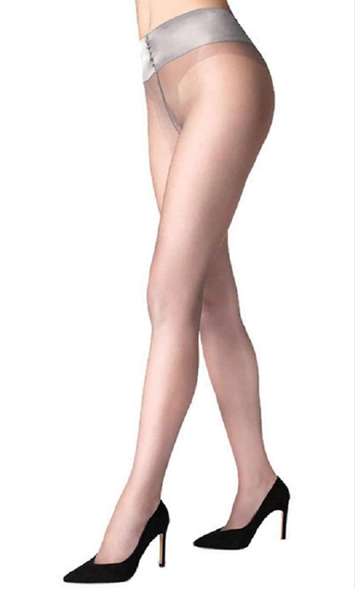 Marilyn Luxe Sheer Exclusive Make-Up European Pantyhose 10 Denier