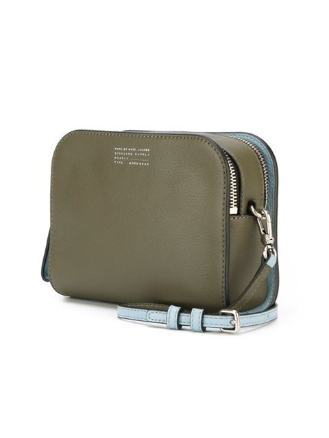 Marc By Marc Jacobs 'Lux Double Zip' crossbody bag