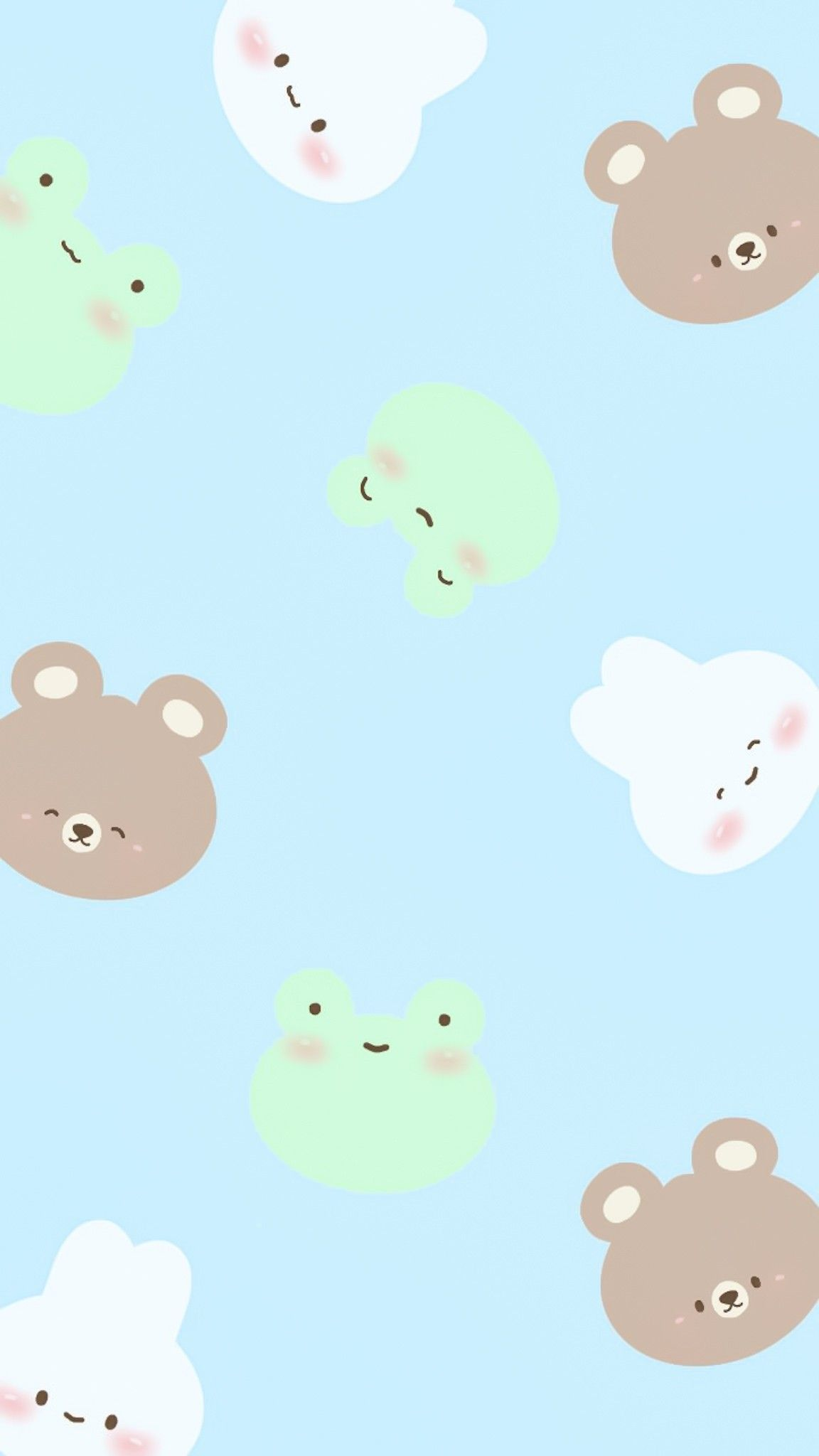 Pin By Aekkalisa On Wallpaper Cute Home Screen Wallpaper Soft Wallpapers Kawaii Iphone Wallpaper