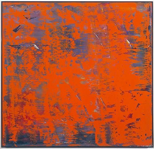 Really Expensive Abstract Art Gerhard Ritchter Paperblog Gerhard Richter Abstract Abstract Abstract Artwork
