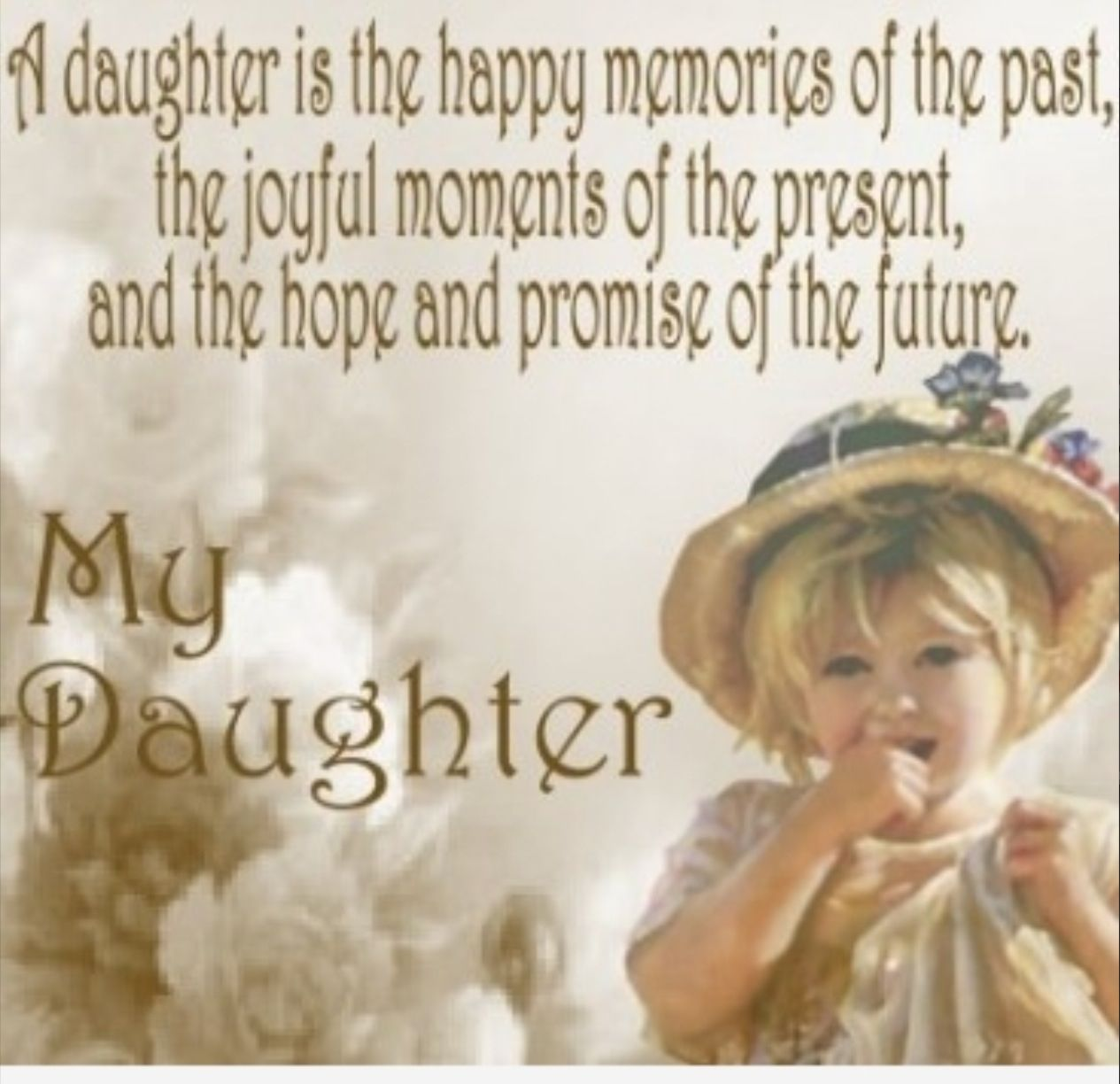 Love For Daughter Quotes To Tll  My Daughter  Pinterest  Momma Quotes Meaningful Quotes