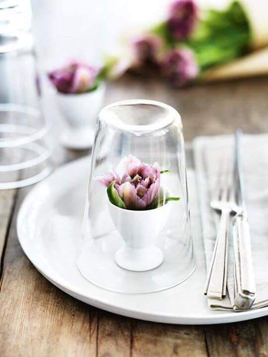 Сервировка праздничного стола: 7 советов + вдохновляющие ...
