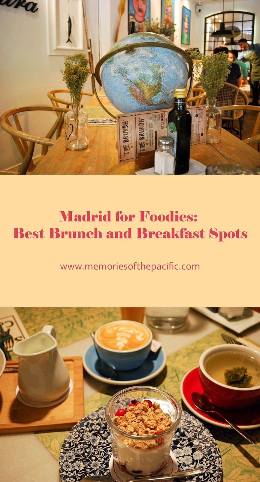 Madrid for Foodies Best Brunch and Breakfast Spots