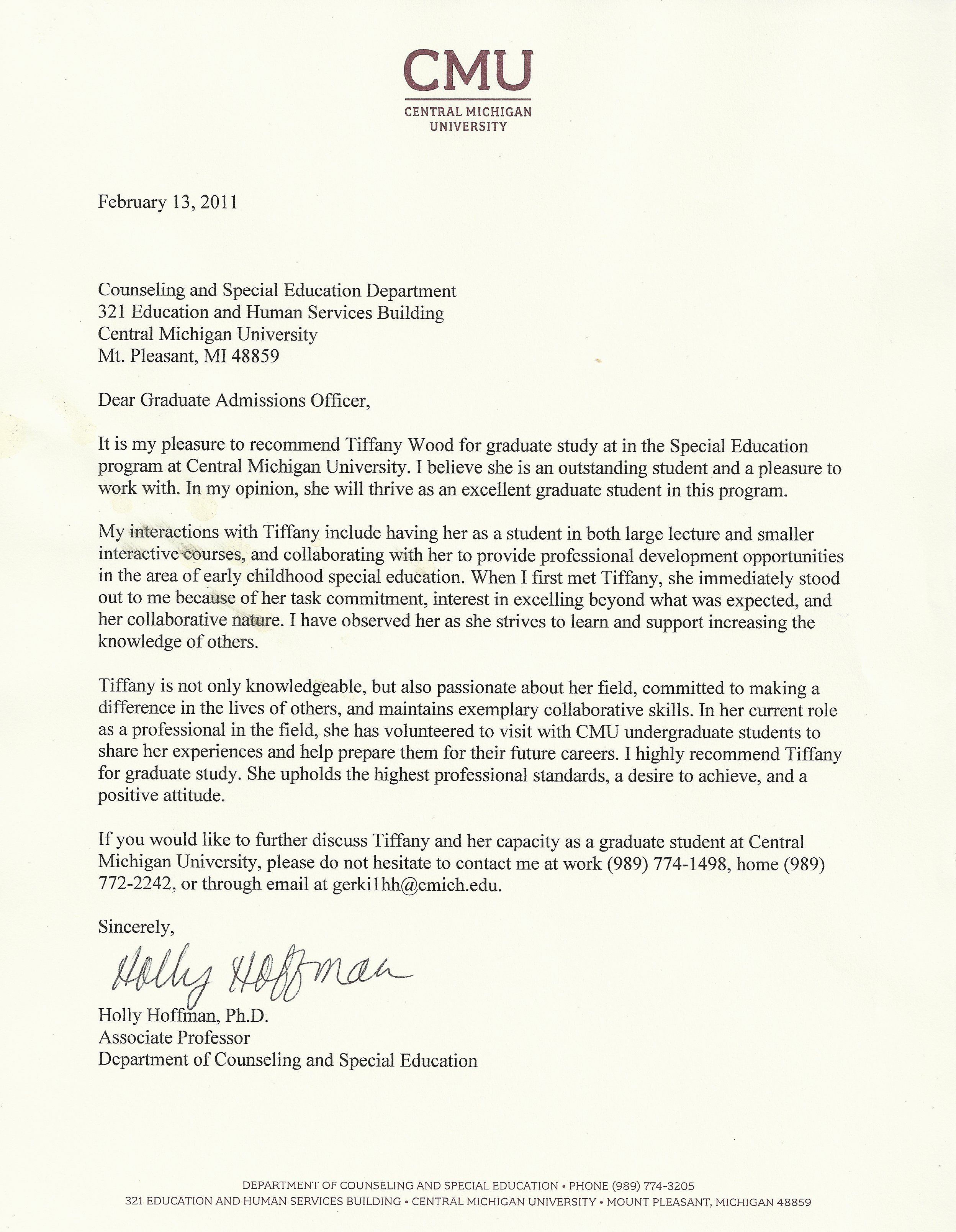 University of michigan letters of recommendation free professional online letters of reference university of michigan professor program evaluation letter of recommendation from university of michig program evaluation spiritdancerdesigns Image collections