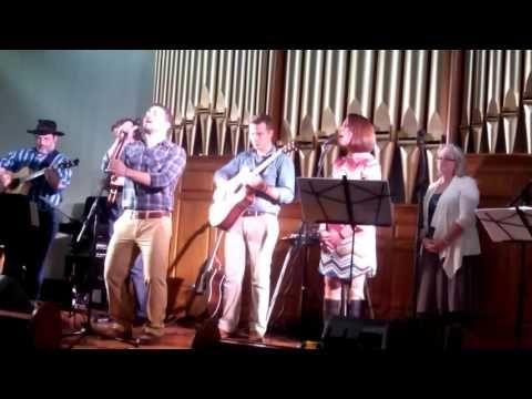 Aspen Meadow Band  Perhaps Love  - John Denver Tribute