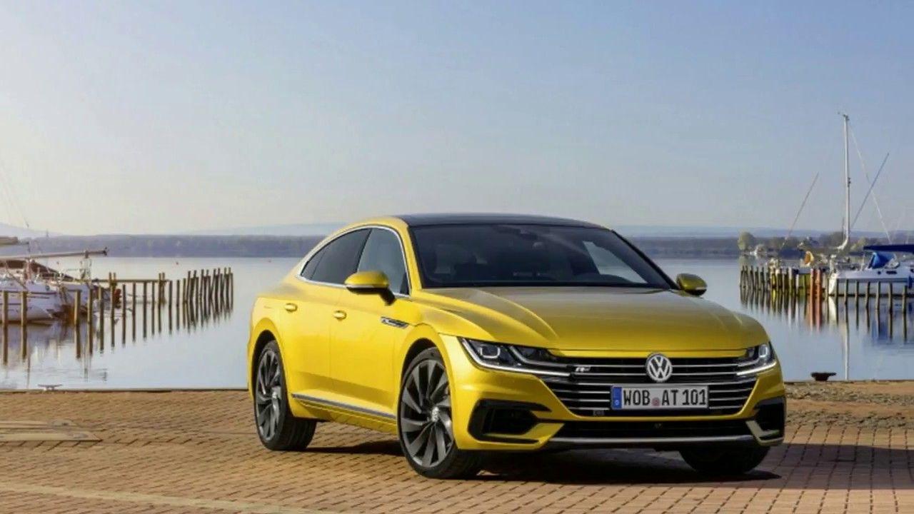 2018 Volkswagen Arteon First Drive Review 2018 Volkswagen Arteon Int Volkswagen Volkswagen Golf Golf