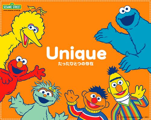 Wallpaper Of Sesame Street Learn Japanese For Fans