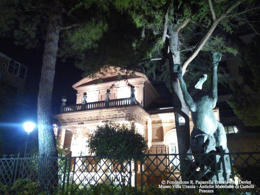 Facciata Museo Paparella