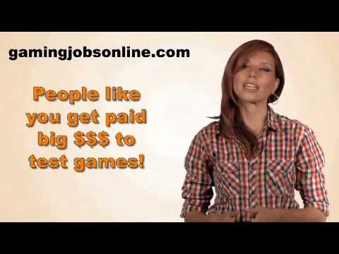 video game tester salary video game tester jobs get paid to play video games - Video Game Testers Salary