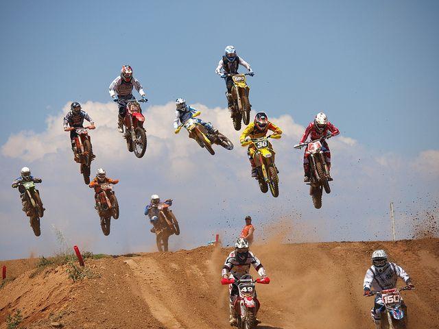 Motocross en La Bañeza León