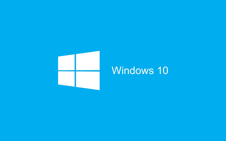 Blue Background Windows 10 Logo Windows 10 Blue Background Windows 10 Logo 2k Wallpaper Hdwallpaper Desk In 2020 Windows 10 Features Windows 10 News Windows 10