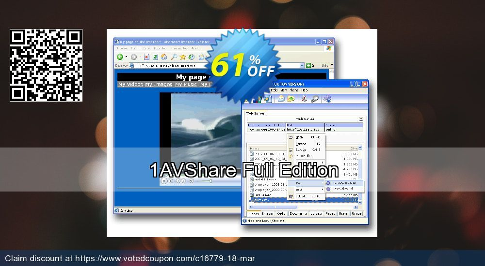 1avshare Full Edition Coupon On April Fools Day Offering Discount