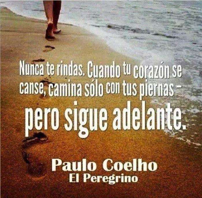 Paulo Coelho Frases De Positivismo Citas De Colores Y